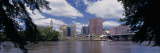 Skyline Hartford, CT Wall Decal by  Panoramic Images