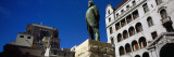 Statue of Jan Hendrik Hofmeyr at a Town Square, Church Square, Cape Town, South Africa Wall Decal by  Panoramic Images