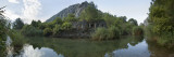 Reflection of a Mountain in Water, Olympos, Turkey Wall Decal by  Panoramic Images