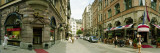 Buildings in a City, Biblioteksgatan and Master Samuelsgatan Streets, Stockholm, Sweden Wall Decal by Panoramic Images