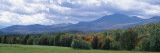 Clouds over a Grassland, Mt Mansfield, Vermont, USA Wall Decal by  Panoramic Images