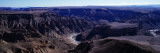 View of a Canyon, Fish River Canyon, Namibia Wall Decal by  Panoramic Images