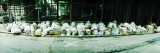 Bags of Garbage in a Street, Brooklyn, New York City, New York State, USA Wall Decal by  Panoramic Images