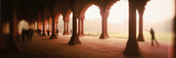 Tourists in a Fort, Agra Fort, Agra, Uttar Pradesh, India Wall Decal by  Panoramic Images