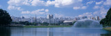 Ibirapuera Park Sao Paulo Brazil Wall Decal by  Panoramic Images