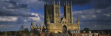 Facade of a Cathedral, Lincoln Cathedral, Lincoln, Lincolnshire, England Wall Decal by  Panoramic Images