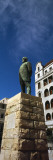 Statue of Jan Hendrik Hofmeyr, Church Square, Cape Town, Western Cape Province, South Africa Wall Decal by  Panoramic Images
