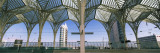 View of a Railroad Station, Oriente Station, Lisbon, Portugal Wall Decal by  Panoramic Images