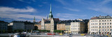 Buildings in a City, Stockholm, Sweden Wall Decal by  Panoramic Images