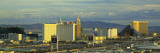 Afternoon the Strip Las Vegas Nv, USA Wall Decal by  Panoramic Images