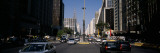 Traffic on a Road, Paulista Avenue, Sao Paulo, Brazil Wall Decal by  Panoramic Images