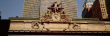 View of a Railroad Station, Grand Central Station, Manhattan, New York City, New York State, USA Wall Decal by  Panoramic Images