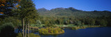 Lake on a Golf Course, Grandfather Golf and Country Club, Linville, North Carolina, USA Wall Decal by  Panoramic Images