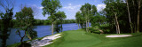 Golf Course at the Riverside, River Creek Club, Leesburg, Lake County, Virginia, USA Wall Decal by Panoramic Images 