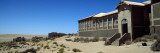 Abandoned Hospital in a Mining Town, Kolmanskop, Namib Desert, Karas Region, Namibia Wall Decal by  Panoramic Images