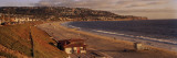High Angle View of a Coastline, Redondo Beach, Los Angeles County, California, USA Wall Decal by  Panoramic Images
