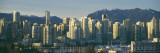 Skyscrapers in a City, False Creek, Vancouver, Lower Mainland, British Columbia, Canada Wall Decal by  Panoramic Images