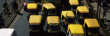 Auto Rickshaws on the Road, Old Delhi, Delhi, India Wall Decal by  Panoramic Images