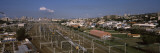 View of a Railway Station, Berea, Durban, South Africa Wall Decal by  Panoramic Images