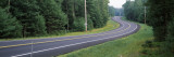Road Passing Through a Forest, New York State Route 42, Sullivan County, New York State, USA Wall Decal by  Panoramic Images