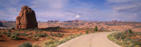 Road Courthouse Towers Arches National Park Moab Ut, USA Wall Decal by  Panoramic Images