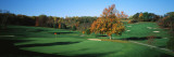 Golf Course, Hercules Country Club, Wilmington, Delaware, USA Wall Decal by  Panoramic Images