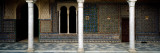 Colonnade in a Palace, Casa De Pilatos, Seville, Seville Province, Andalusia, Spain Wall Decal by  Panoramic Images