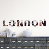 London Mode (wallstickers)