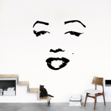 Marylin Monroe Autocollant mural