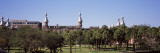 Trees in a Campus, Plant Park, University of Tampa, Tampa, Hillsborough County, Florida, USA Wall Decal by  Panoramic Images