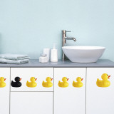 Duck Family (Water Resistant Decal) Autocollant mural