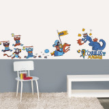 Knights Wall Decal