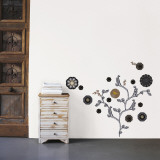 Andalusian Tree Wall Decal