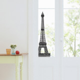Eiffel Tower  (Window Decal) Wall Decal