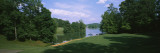 Lake on a Golf Course, Legend Course, Stillwaters Golf Club, Dadeville, Alabama, USA Wall Decal by  Panoramic Images