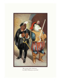 Teddy Roosevelt's Bears: Shakespeare Wall Decal by R.k. Culver