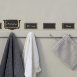 Labels (Water Resistant Decal) Wall Decal