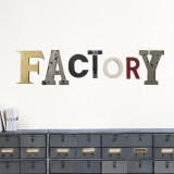 Factory Wall Decal