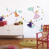 Fairies Wall Decal