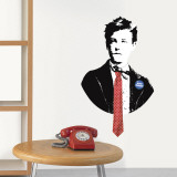 Arthur Rimbaud Wall Decal