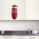 Bowls pile (Water Resistant Decal) Vinilo decorativo