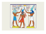 Ramses II Made King Wall Decal by J. Gardner Wilkinson