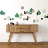 Beech leaves Mode (wallstickers)
