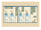 Horus Wall Decal by J. Gardner Wilkinson
