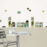 Building Wall Decal