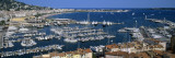 View of a Harbor, Cannes, Provence-Alpes-Cote D'Azur, France Wall Decal by  Panoramic Images