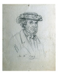 Portrait of Mr. W. Craig Giclee Print by Gustav Sohon