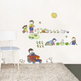 T'choupi Wall Decal