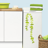 Ginkgo leaves (Water Resistant Decal) Wall Decal