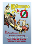 Kabumpo in Oz Wall Decal by John R. Neill
